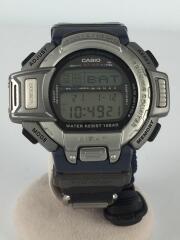 PRO TREK/プロトレック/クォーツ腕時計/デジタル/PRT-60BLJ