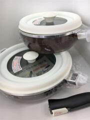 調理器具その他/5点セット/BRW/グラビティ-鋳造/フライパンセット