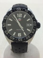 タグホイヤー/クォーツ腕時計/アナログ/ラバー/WAZ110 WAW7981/フォーミュラ/中古/FORMULA1