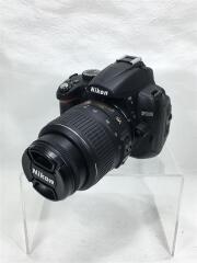 デジタル一眼カメラ D5000 ダブルズームキット/中古