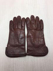 手袋/レザー/BRW