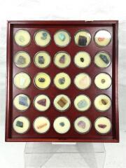 石標本セット/インテリア雑貨/オパール/エメラルド/トパーズ/サファイア/アメジスト/ルビー他