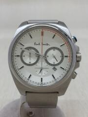 クォーツ腕時計/アナログ/SLV/0520-T023819