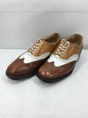 Needles別注/ドレスシューズ/UK8.5/CML/レザー