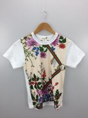 Tシャツ/GC-T048/AD2018/XS/ポリエステル/WHT