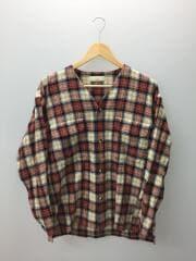 シャツ/1/コットン/マルチカラー/チェック