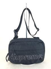 18AW/Shoulder Bag Dimension/ナイロン/BLK/無地