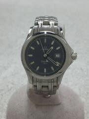 seamaster/クォーツ腕時計/アナログ/ステンレス/st-827