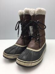 1964 PAC NYLON/ブーツ/28cm/BRW/使用感有