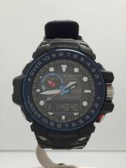 ソーラー腕時計/デジアナ/ラバー/GULFMASTER Triple Sensor/G-SHOCK  ガルフマスター トリプルセンサー