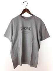 20ss/Anno Domini Tee/Tシャツ/M/コットン/GRY