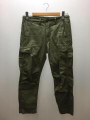 M-65 TYPE/6 POCKET CARGO PANTS/カーゴパンツ/1/コットン/KHK/無地