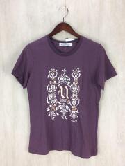 Tシャツ/1/コットン/パープル/UNDER COVER/アンダーカバー/UCT2802/ORNAMENT