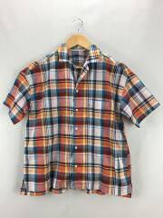半袖シャツ/0/コットン/マルチカラー/チェック/GSC-270