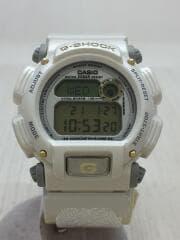クォーツ腕時計/アナログ/--/ホワイト/ホワイト