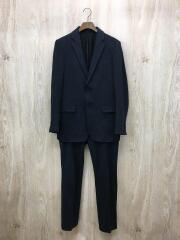 スーツ/36/レーヨン/ネイビー/02-3304008-895-036/セットアップ/メンズ