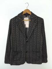 テーラードジャケット/40/ポリエステル/WH76-17Y009