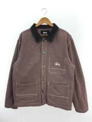 brushed moleskin chore jacket /XL/ステューシー/115524
