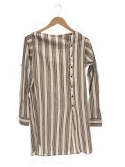 3WAYシャツスカート/FREE/コットン/ベージュ/600-9134036