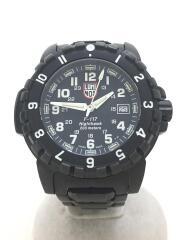 6400シリーズ/F-117/nighthawk<ナイトホーク>/クォーツ腕時計/アナログ/箱付