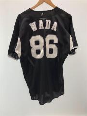 和田実使用ユニフォーム/野球用品/ブラック/WADA/86/阪神タイガース/ビジター