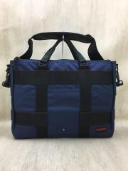 ブリーフケース/ナイロン/ネイビー/2WAY/書類鞄/メンズ/ビジネスバッグ/小分収納//ビジネスバッグ SSL LINER A4