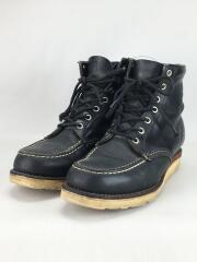 25061/ワークブーツ/US7.5/ブラック/エンジニアブーツ/シューズ/靴/