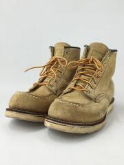 6 CLASSIC MOC/エンジニアブーツ/25.5cm/ブラウン/茶/シューズ/靴/メンズ/