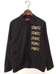 コーチジャケット/14SS/ANTIHERO Coaches Jacket/S/ブラック/黒/