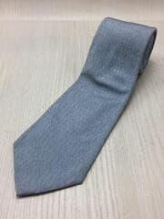 ネクタイ/スーツ/メンズ/服飾/小物/リクルート/シルク/ブルー