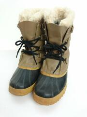 ブーツ/ブラウン/茶/メンズ/ブーツ/NATURAL RUBBER/US7