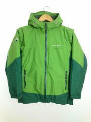 パウダーステップジャケット/ジャケット/150cm/ナイロン/グリーン/ウィンター/ウェア/1102444