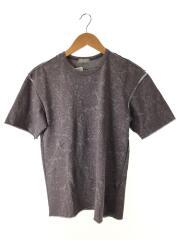 AD2003/Tシャツ/コットン/GRY/ペイズリー