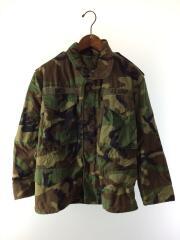 M-65/フィールドジャケット/XS/コットン/カーキ/カモフラ
