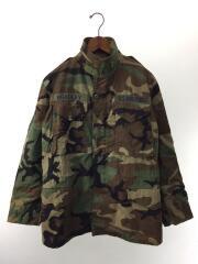 M-65/フィールドジャケット/S/コットン/KHK/カモフラ/DLA100-82-C-0675