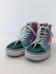 Bright Color Blocked Skate Shoes/ハイカットスニーカー/27cm/マルチカラー