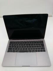 Mac ノート MacBook Pro Retinaディスプレイ 2300/13.3 MPXT2J/A [グレイ]