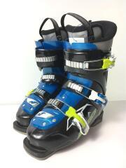 スキーブーツ/24cm/BLU/ブラック×ブルー/FIREARROW