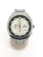 クォーツ腕時計/アナログ/TT0U-C0-B/クロノグラフ