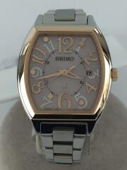 ソーラー腕時計/アナログ/1B22-0BB0/ルキア/シンプル/定番/フォーマル/オフィスカジュアル