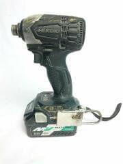 インパクトドライバー・レンチ WH36DA (2XP)(BG) [ブラック&ゴールド]