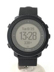 Traverse/OW151/GPS/GLONASS/腕時計/デジタル/BLK/BLK