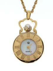 ペンダントウォッチ/ケース付属/クォーツ腕時計/アナログ/GLD