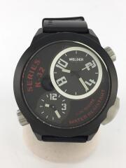 WELDER/クォーツ腕時計/アナログ