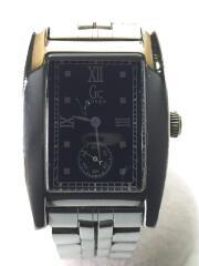 クォーツ腕時計/アナログ/ステンレス/GC1000