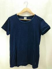 Tシャツ/3/コットン/IDG