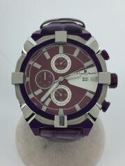 クォーツ腕時計/アナログ/SM15115-1/PUP/PUP