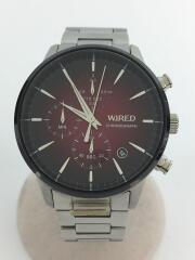 クォーツ腕時計/アナログ/BRD/VD57-KJD0