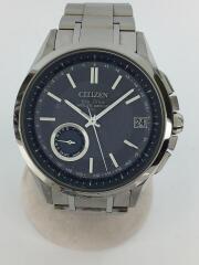 ソーラー腕時計/アナログ/チタン/F150-T021581