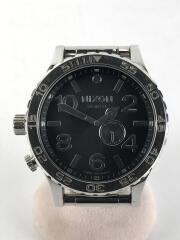 クォーツ腕時計/アナログ/ステンレス/THE51-30